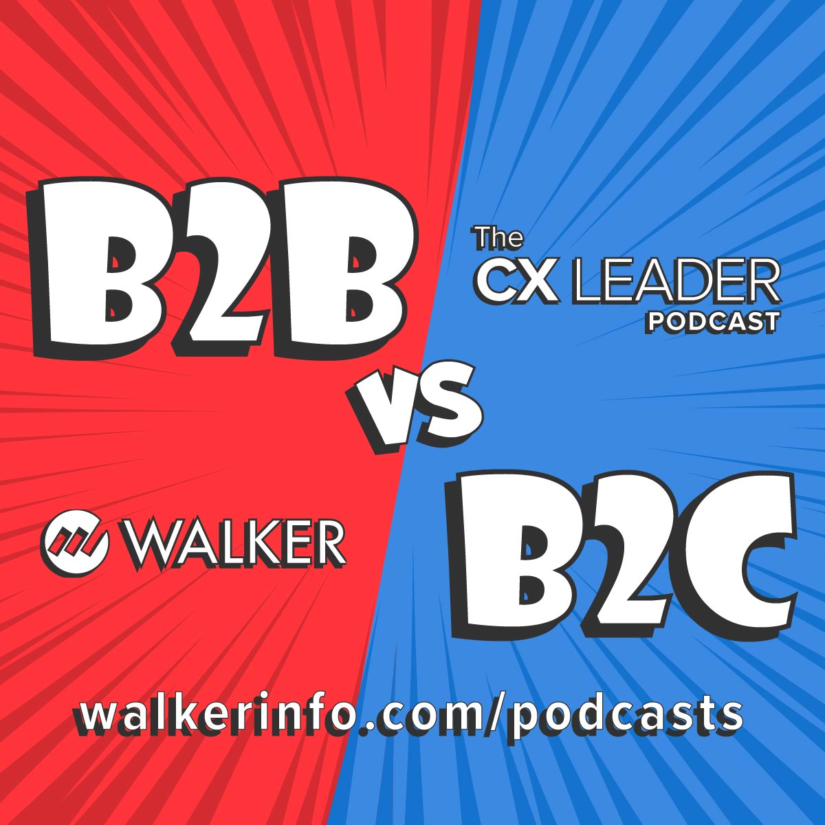 Is B2B CX behind B2C?