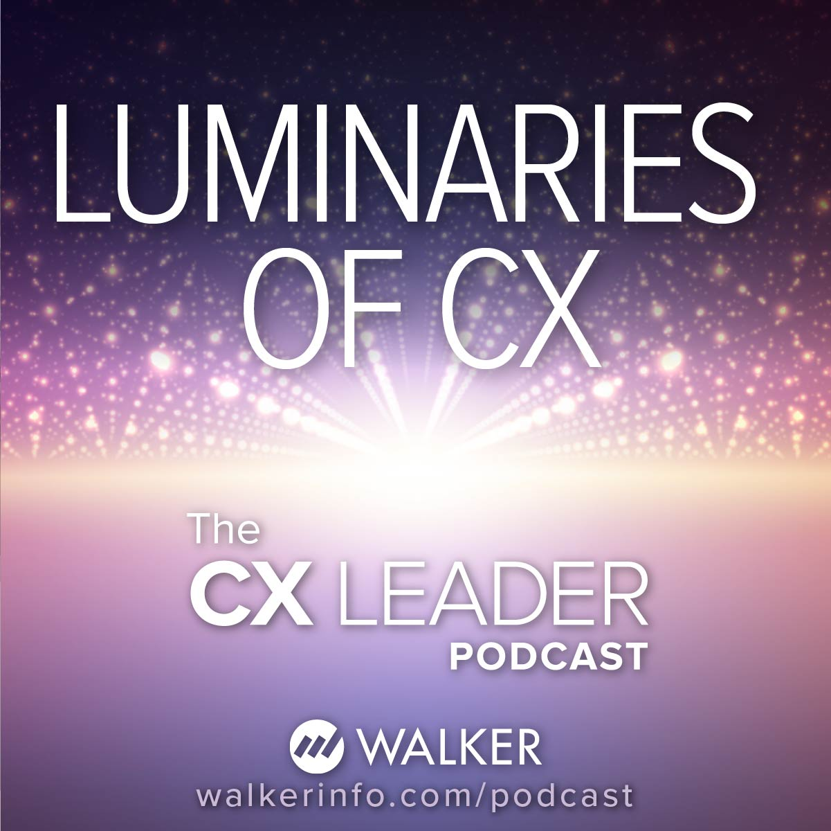 Luminaries of CX