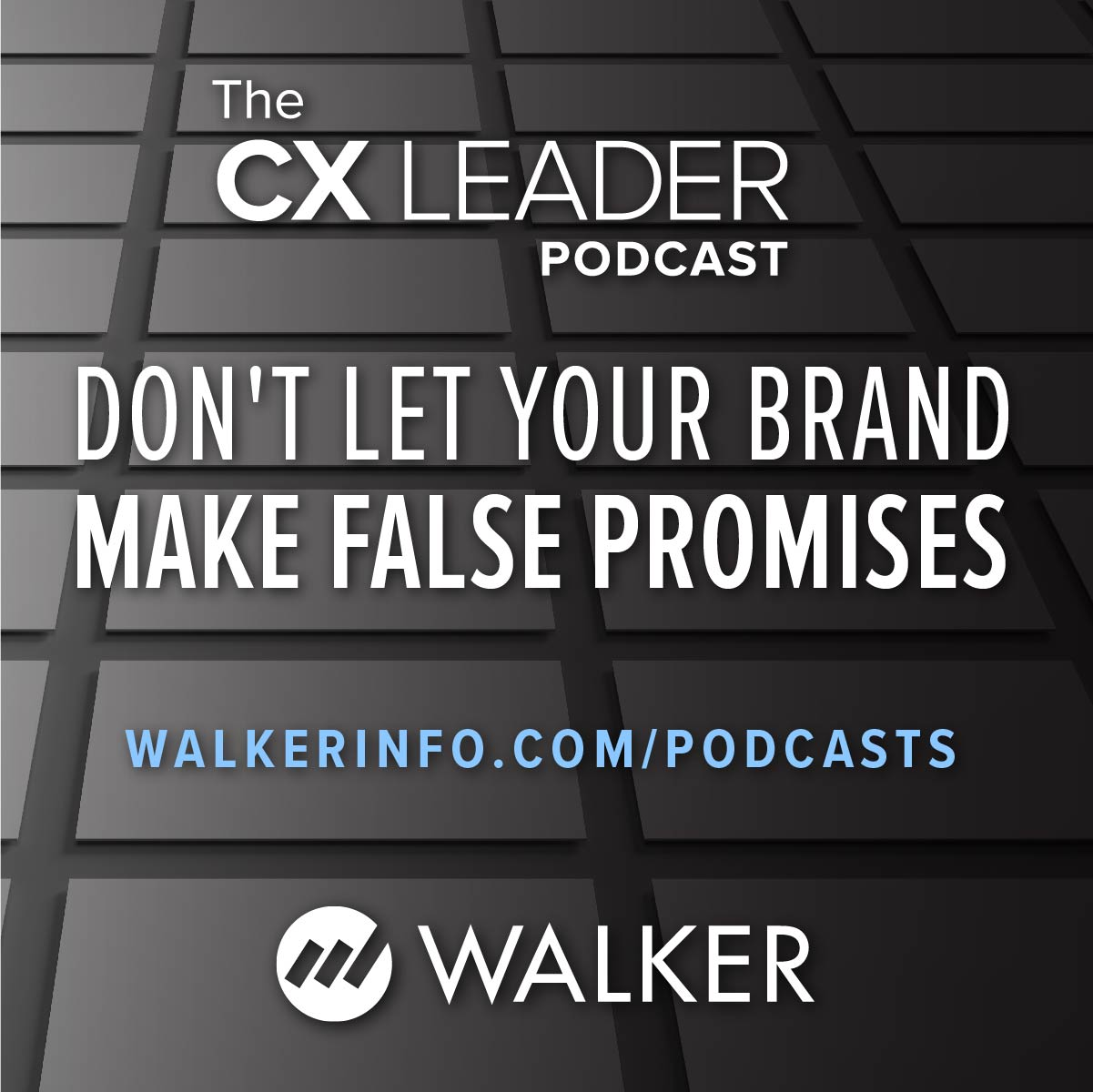 Don't let your brand make false promises