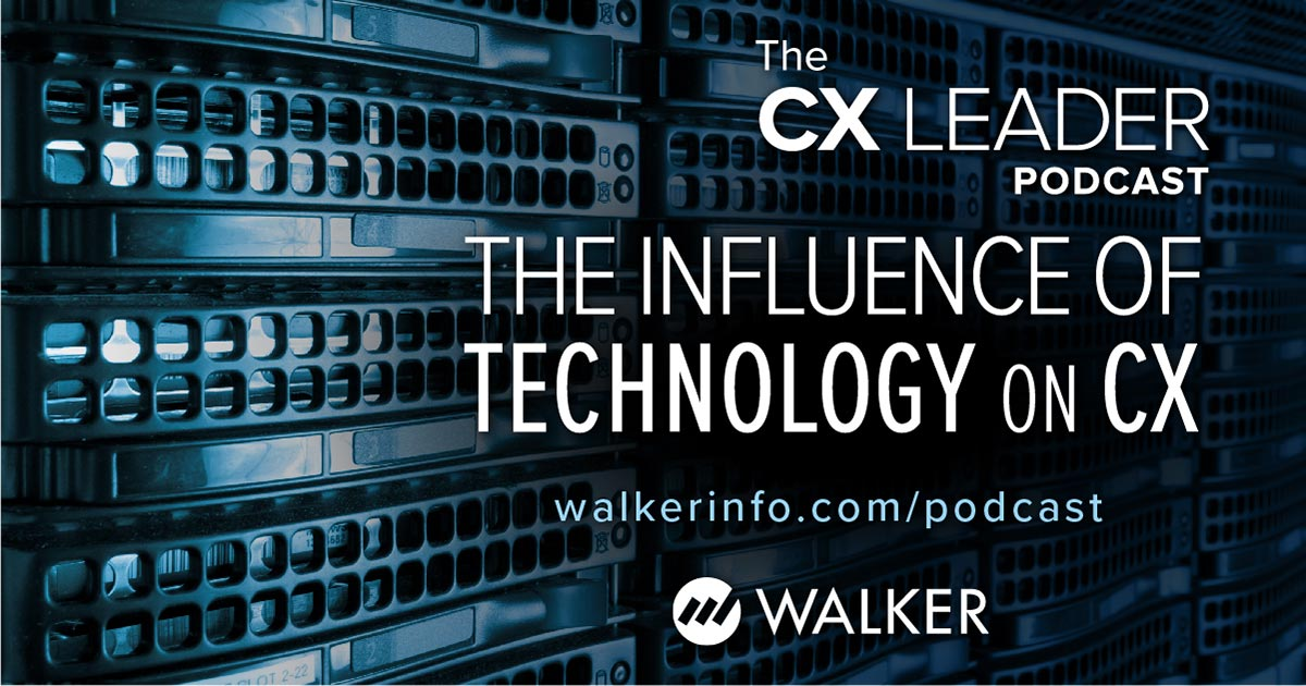 The Influence of Technology on CX