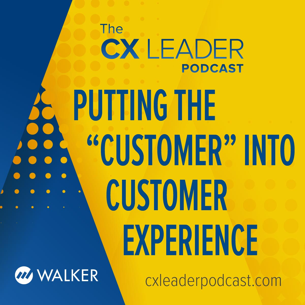 "Putting the ""customer"" into customer experience"