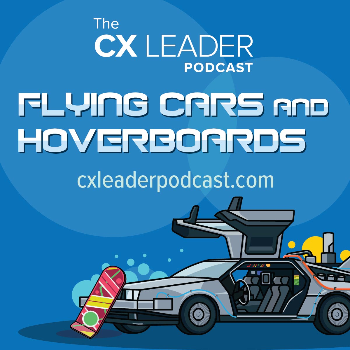 Flying Cars and Hoverboards