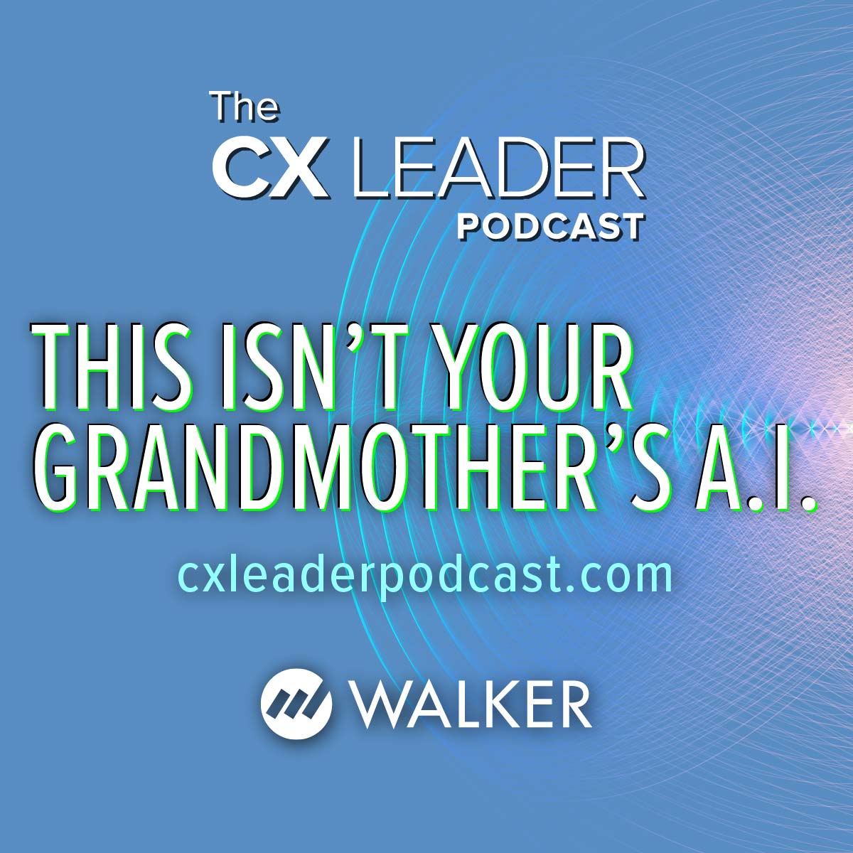 It's not your grandmother's A.I.