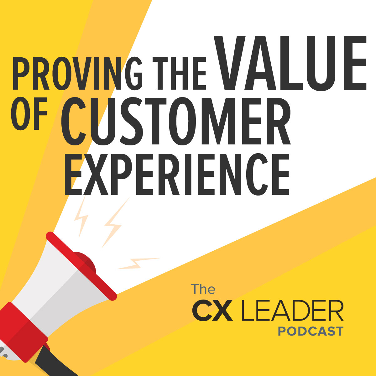 Proving the Value of Customer Experience