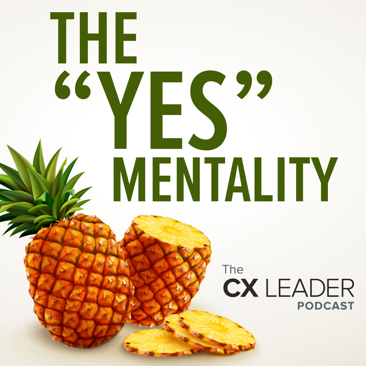 """The """"Yes"""" Mentality"""