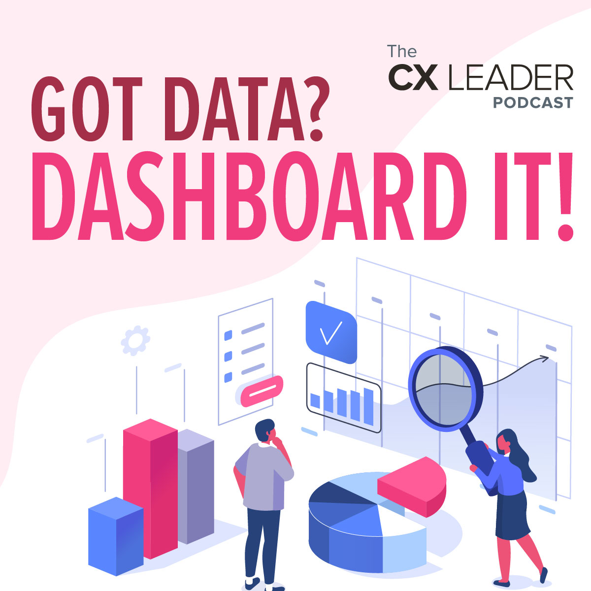 Got data? Dashboard it!